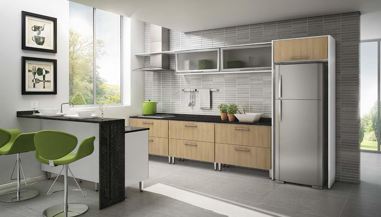 Saiba 3 Vantagens de ter uma Cozinha Modulada