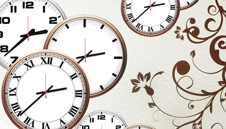 Dicas para decorar sua cozinha utilizando relógio.