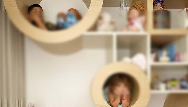 Dicas para organizar quarto de crianças