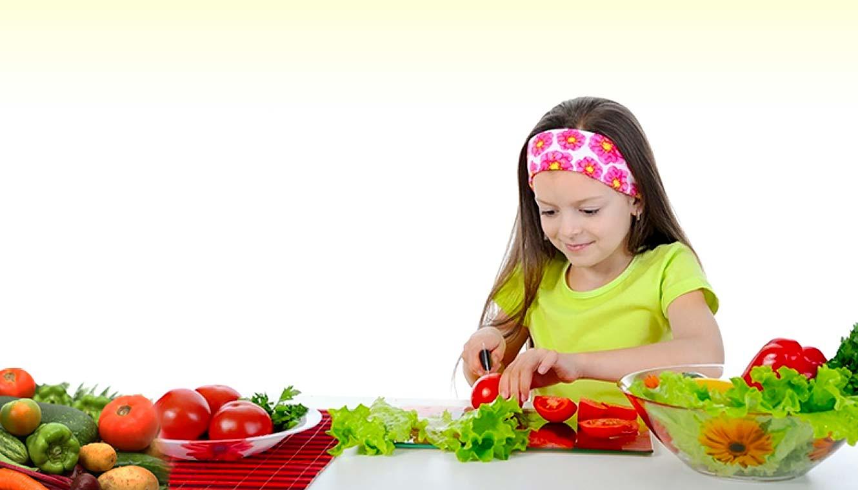 9 dicas para uma alimentação saudável da criança.