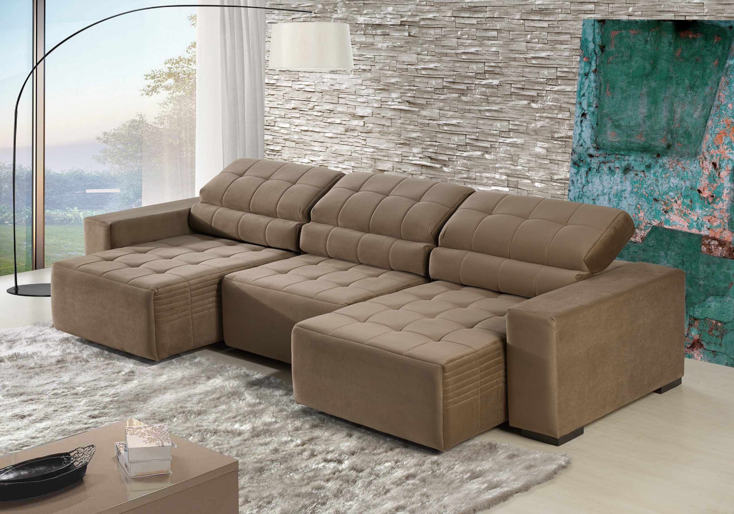 Dicas para acertar no sofá. A 4 é essencial.