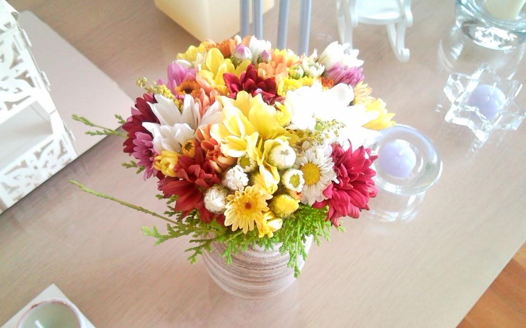 5 flores para ter em casa já!