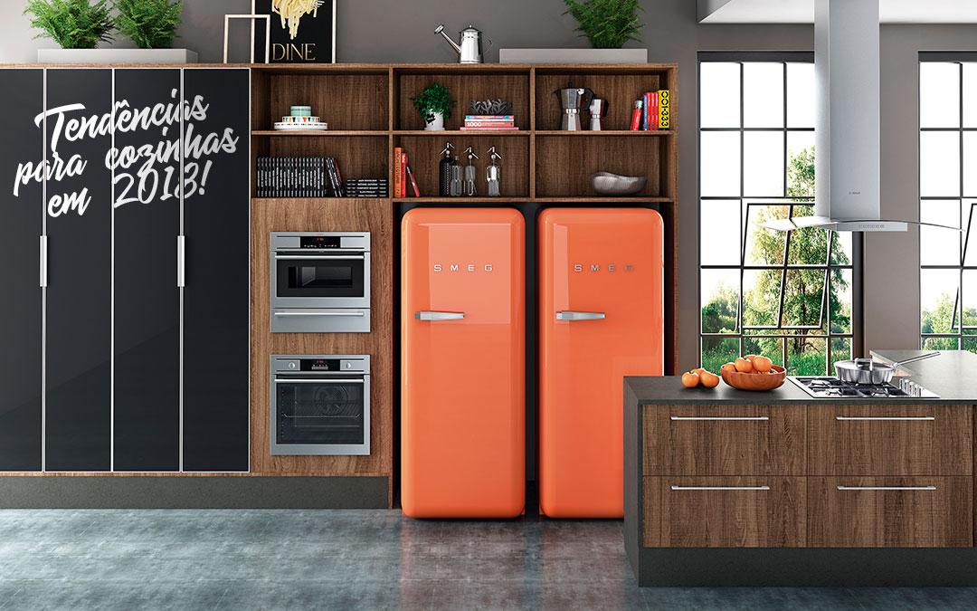 Tendências para decoração de cozinha 2018 [Parte II]